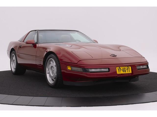 Chevrolet Corvette C4 5.7 V8 | Automaat | Targa | Volleder | Origineel NL | 1e eigenaar | 67.000km!