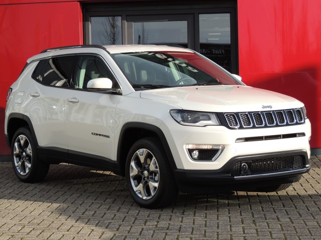 Jeep Compass 1.4 Turbo 170pk Opening Edition Automaat 4X4