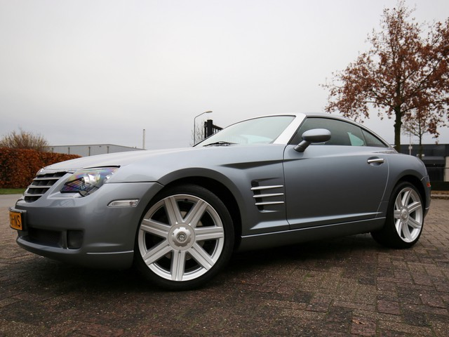 Chrysler Crossfire 3.2 V6 Automaat 218pk (Vol-Opties!) 98.000 ORG.-KM