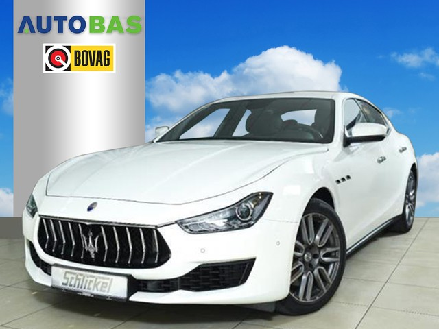 Maserati Ghibli 3.0 V6 D 275PK 19'' LED NAVI Business-Pakket Plus