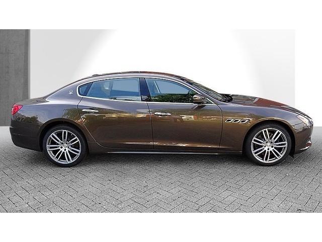 Maserati Quattroporte 3.0 D GranLusso ACC 360° BiXENON 275PK VOL OPTIES!