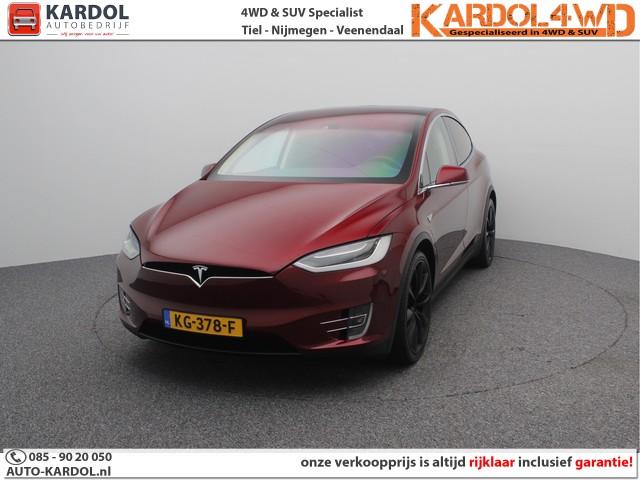 Tesla Model X 90D Performance 6p. | Rijklaarprijs EX BTW