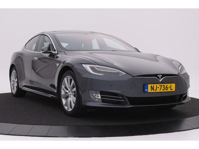 Tesla Model S 90D | All-Weel Drive | Luchtvering | Panoramadak