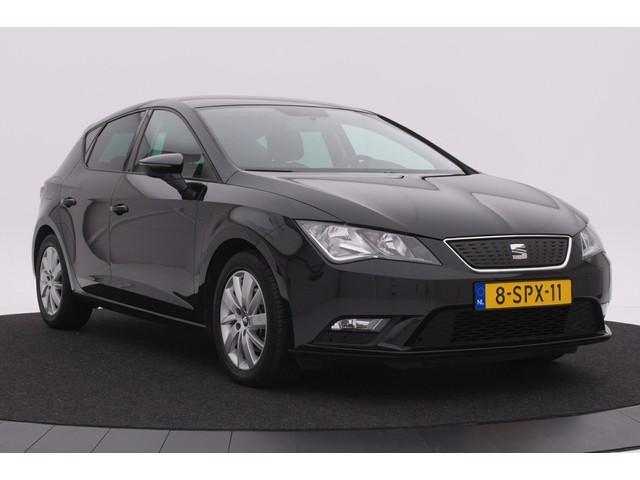 Seat Leon 1.6 TDI Limited Edition I | Navigatie | Cruise control | Airconditioning | Lichtmetalen velgen