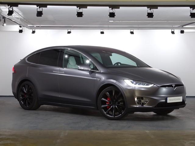 Tesla Model X Signature P90D 4% tm 08-2021!! Autopilot Luchtvering 22''Onyx Black 7P.