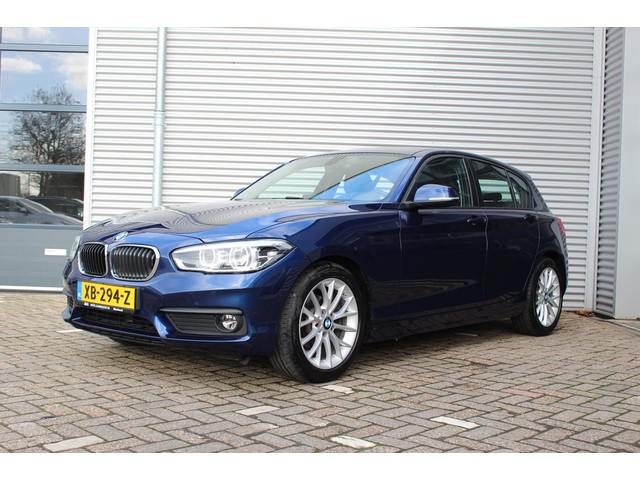 BMW 1 Serie 116ED 116PK ADVANTAGE BUSINESS [ LED+NAVI+CLIMAAT+CRUISE ]
