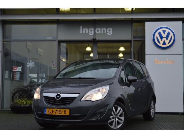 Opel Meriva 1.4 120PK Turbo Cosmo panarama dak | airco climatronic | pdc | stoelverwarming | Cosmo+ pakket | winter pakket |