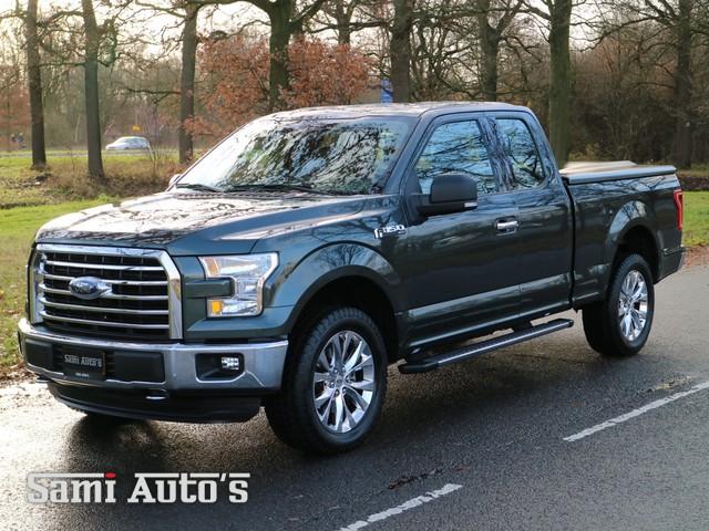 Ford USA F-150 | 5.0 V8 | 4X4 | Lage Catalogusprijs | BlackVue DashCam Front & Rear | Pick Up | Flex Fuel |