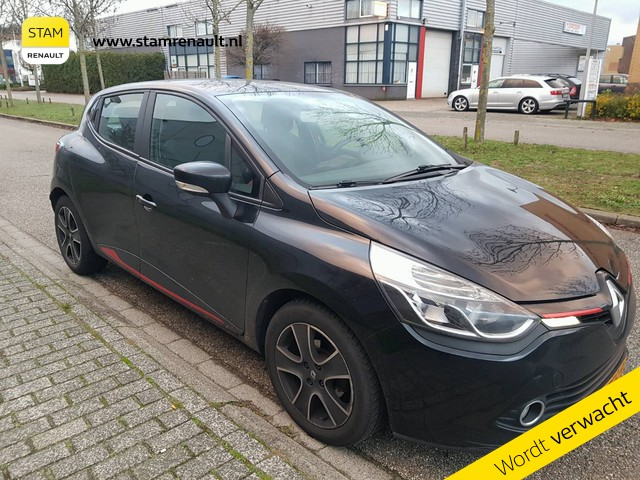 Renault Clio TCe 90pk Expression Navig., Airco, Cruise, 16'' Lichtm. velg.