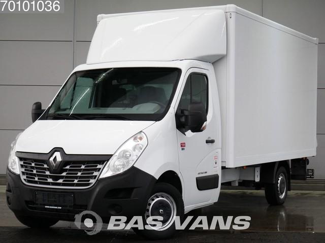 Renault Master 2.3 dCi 165pk Bakwagen Laadklep Meubelbak 19m3 Airco