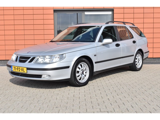 Saab 9-5 Estate 2.0T LINEAR BUSINESS PACK