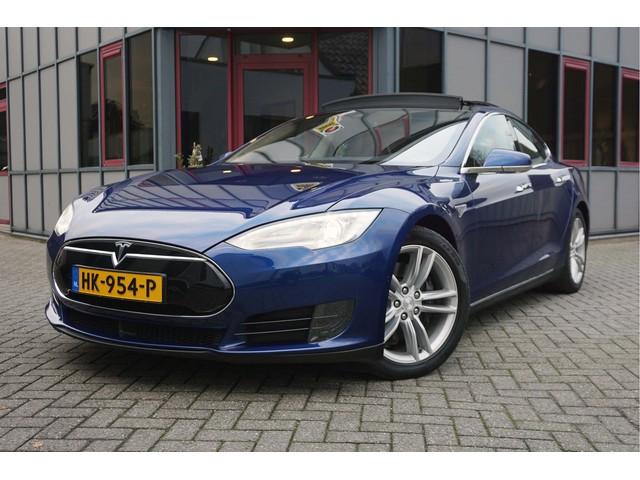 Tesla Model S 90D 422PK 69.817,- incl. BTW Autopilot Airsuspension Pano