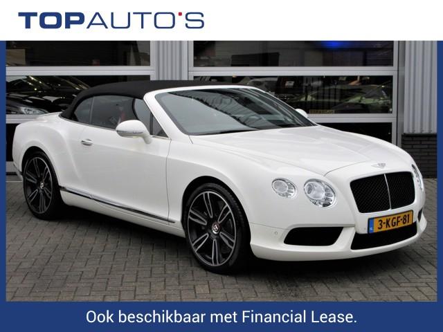 Bentley Continental GTC 4.0 V8 GTC MULLINER 1 EIGENAAR