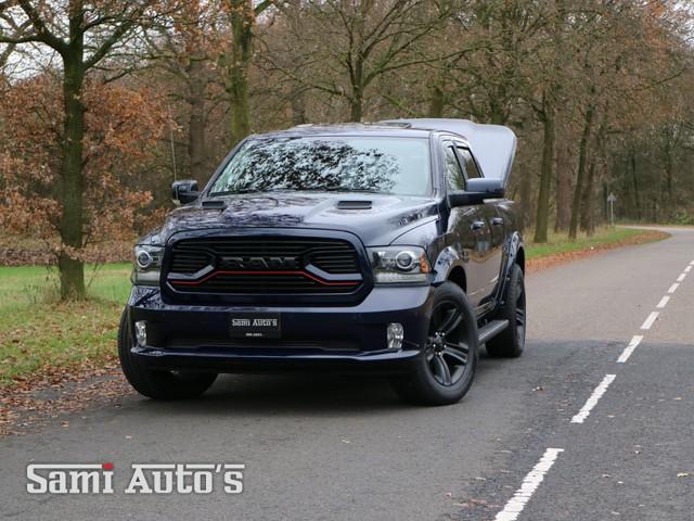 Dodge Ram 1500 | BLACK OPS SPORT | Performance Wide Body | Luchtvering | 5.7 V8 HEMI | 401 PK |  Crew Cab | 4X4 |