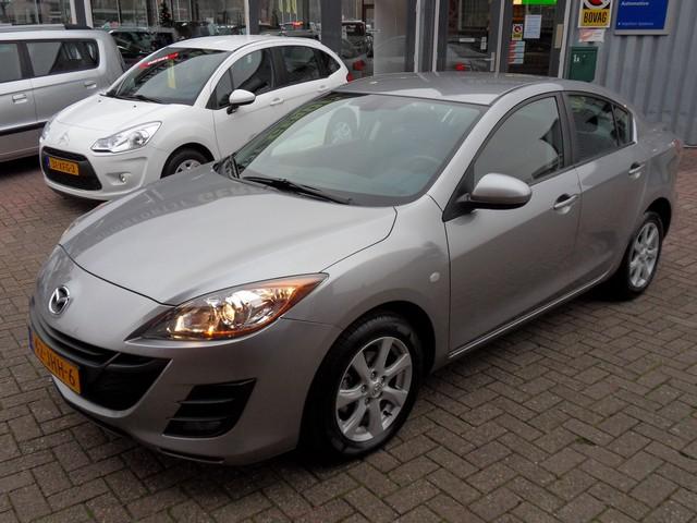 Mazda 3 1.6 TS Nieuwstaat | Trekhaak | Lichtmetaal