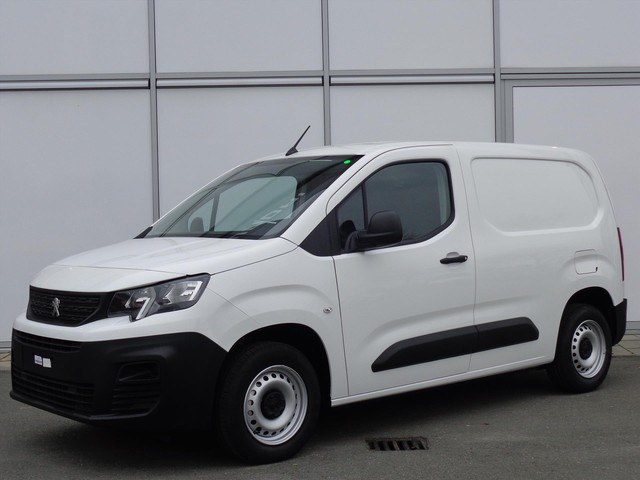 Peugeot Partner 1.6 BlueHDi 100PK 650KG PRO BLUETOOTH