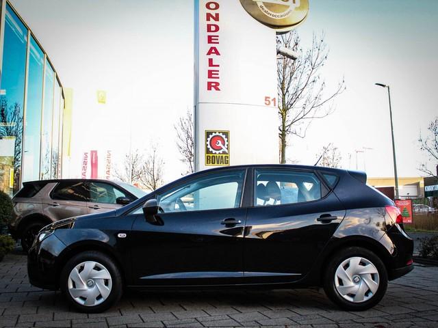Seat Ibiza SC 1.2 TDI Style Ecomotive t m 2e Kerstdag van 6950 voor 5450,- !