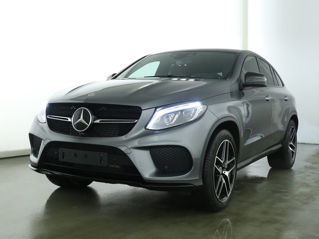 Mercedes-Benz GLE-Klasse Coupe 350d 4Matic AMG Pano HarmanKardon Keyless Camera Trekhaak Aut9