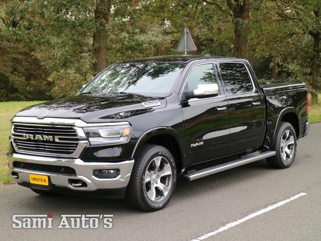 Dodge Ram 1500 | LARAMIE | All-in prijs | 12' Inch display | 360 camera | Lane Keep Assist | Adaptive cruise control | Full Option | 5.7 V