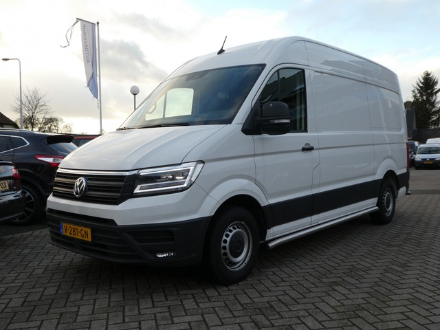 Volkswagen Crafter 35 2.0 TDI L3H3 180PK Highline LED CAMERA 3500kg