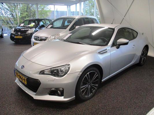 Subaru BRZ 2.0 Sport Executive AUTOMAAT! 1e eigenaar! dealer auto! xenon! 200 PK!