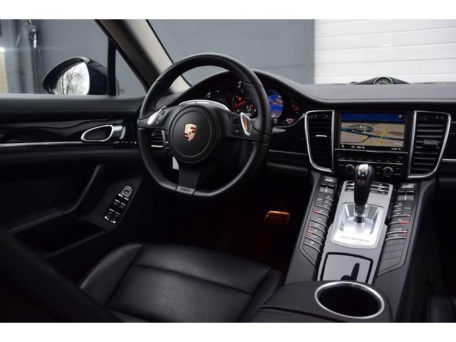 Porsche Panamera 3.6 4 Sportchrono Luchtvering Dak Nappa Aut7