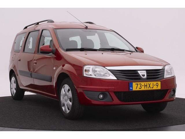 Dacia Logan MCV 1.6 Laureate | 7-Persoons | Airco | Trekhaak | Dealer onderhouden