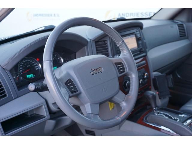 Jeep Grand Cherokee 3.0 V6 CRD Automaat A C, Cruise, Navi, Lederen interieur**zeer netjes**
