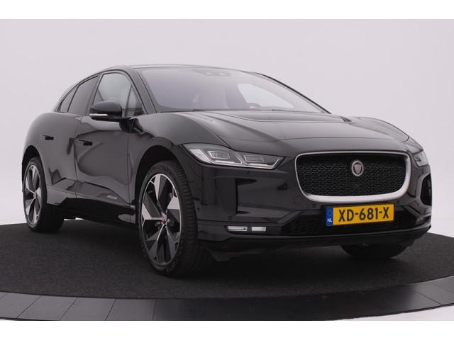 Jaguar I-PACE EV400 First Edition | 84.700 excl. BTW | Nieuw | Direct leverbaar | 4% Bijtelling