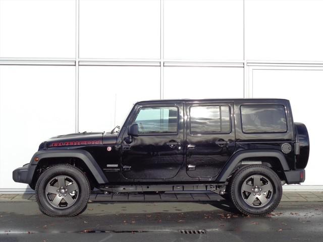 Jeep Wrangler 2.8 16V 200PK AUTOMAAT UNLIMITED RECON | LEER | NAV | AIRCO |