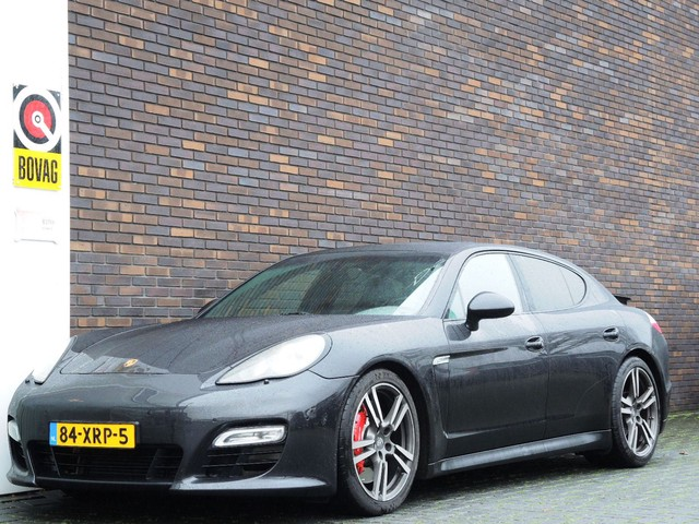 Porsche Panamera 4.8 GTS 430pk ORIG.NL AUTO NIEUWPRIJS € 182.000,-