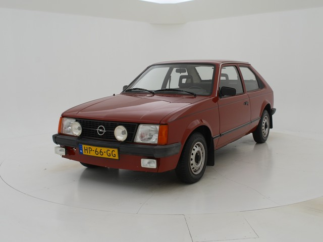 Opel Kadett 1.2S ORIGINEEL NEDERLANDS