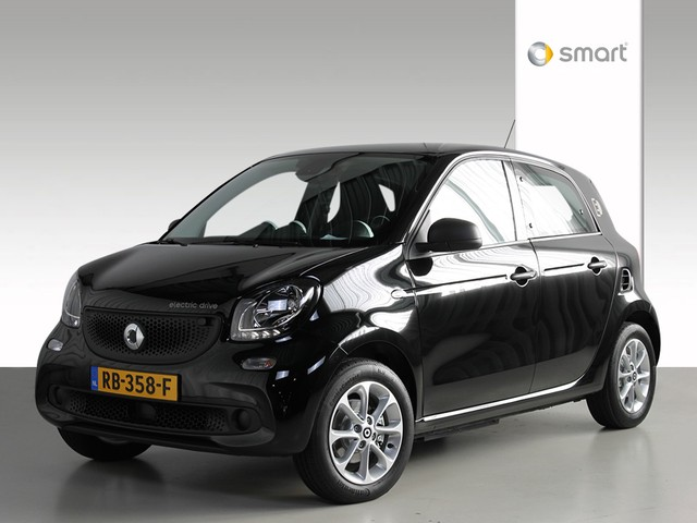 Smart Forfour ELECTRIC DRIVE PURE PLUS Cool & audio pakket