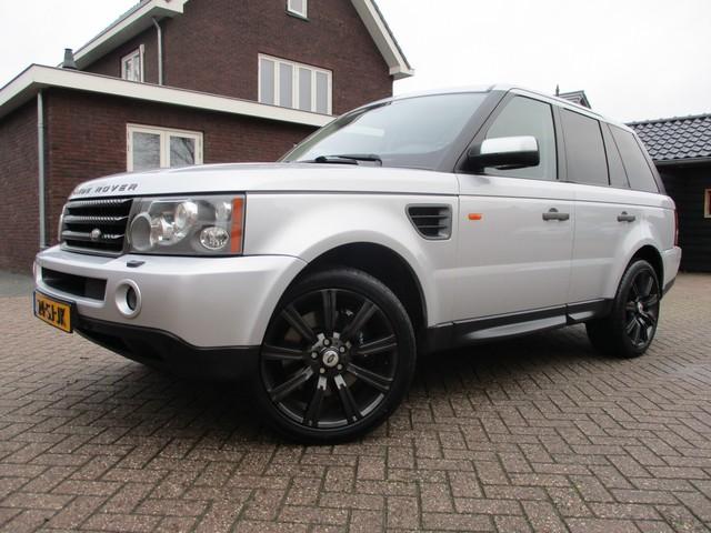 Land Rover Range Rover Sport 4.2 V8 Supercharged 391 PK V8!   NL-Auto 153Dkm!