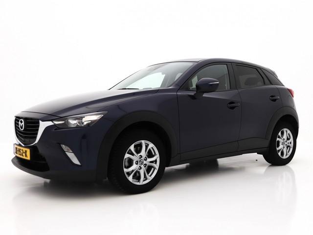 Mazda CX-3 1.5 SkyActiv-D 105 SkyLease+ *PDC+ECC+CRUISE*