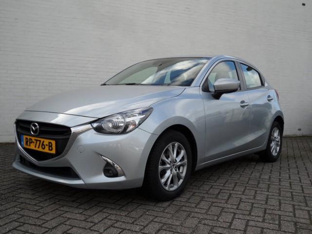 Mazda 2 1.5 Skyactiv-G Dynamic   NAVI   AIRCO   PARK-ASSIST   15