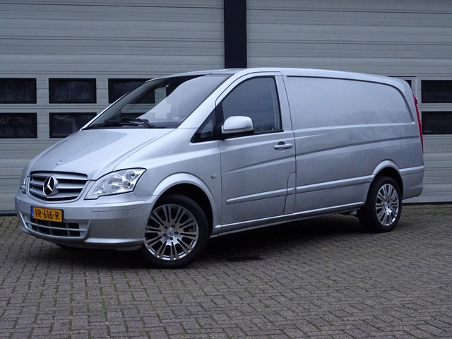 0800 autolening mercedes benz vito 116 cdi l2 lang 3 zits trekhk. Black Bedroom Furniture Sets. Home Design Ideas