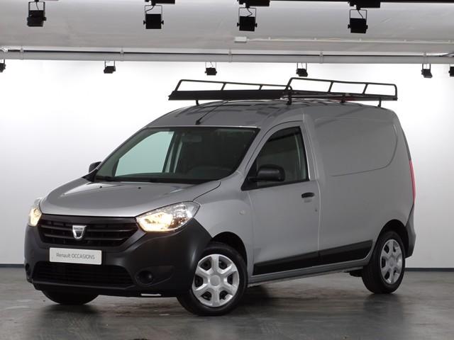 Dacia Dokker 1.5 dCi 90pk Ambiance 1ste eig., Navig., Airco, Trekhaak