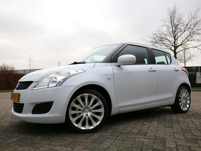 Suzuki Swift 1.2 Comfort 5drs. Airco Isofix Radio-Cd-Mp3 Parelmoer (87.000 ORG.-KM)