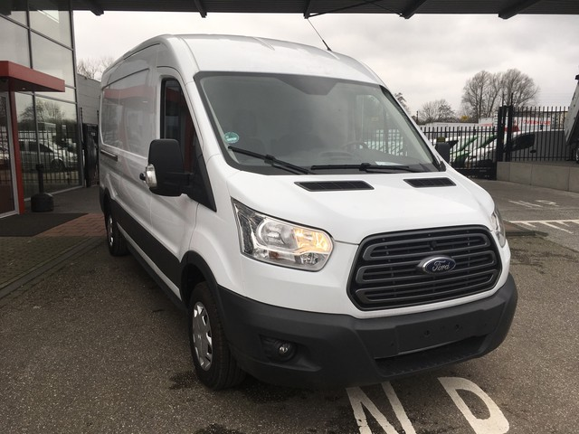 Ford Transit 2.0 TDCI 131 pk Trend L3H2 Fabrieksgarantie tot 6-2021! Airco Bluetooth Cruise