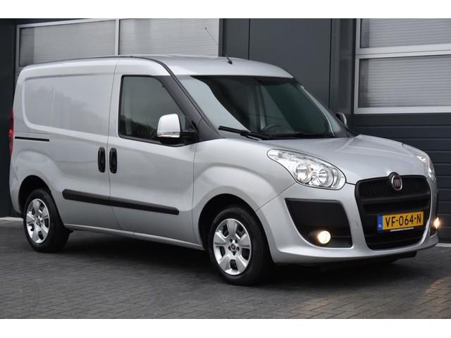 Fiat Doblo Cargo 1.3 Mj Airco Schuifdeur € 114,- P M Trekhaak