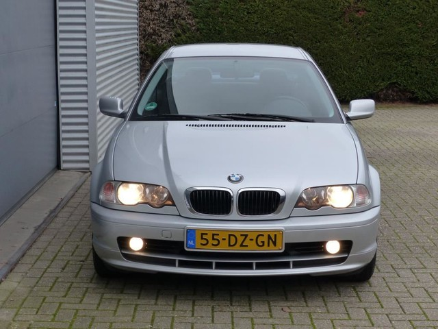BMW 3 Serie Coupe 318Ci 110000km! Youngtimer