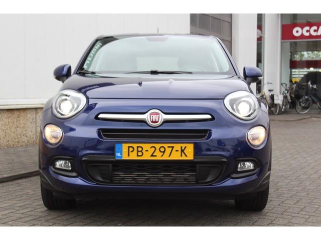Fiat 500X 1.4 T 16V 140PK LOUNGE |AUTOMAAT |NAVI |CLIMA |CRUISE |TREKHAAK