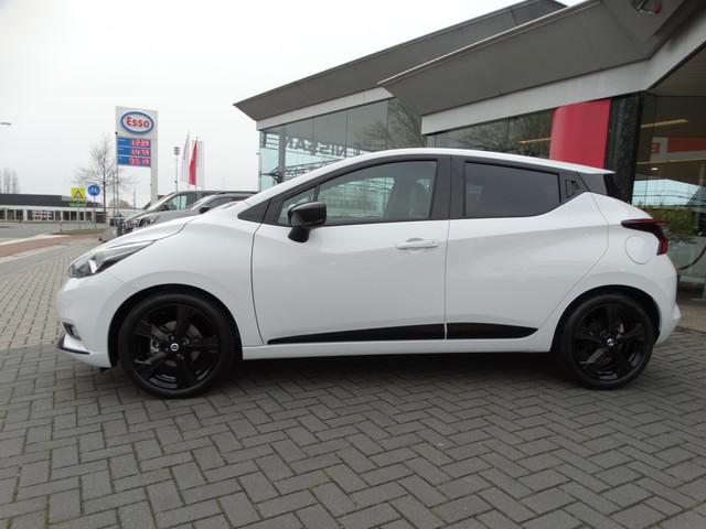 Nissan Micra 1.0 IG-T N-Sport 100 PK   RIJKLAARPRIJS !