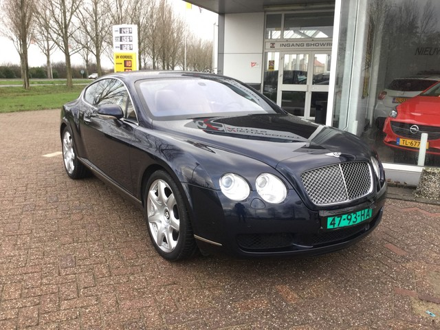 Bentley Continental GT 6.0 W12 Mulliner Full Option o.a. Lmv 20 Inch