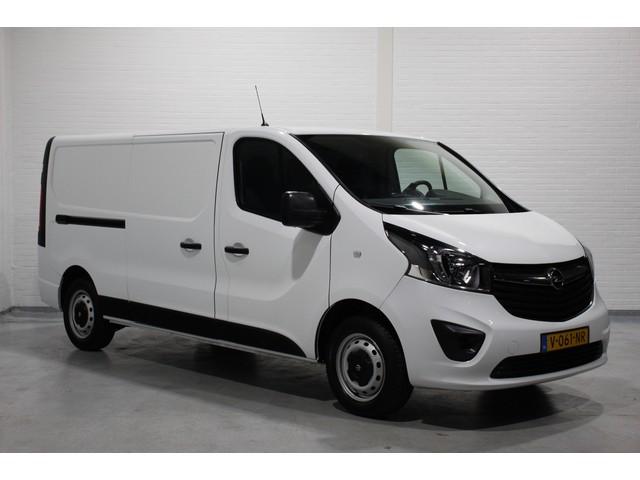 Opel Vivaro 1.6 CDTI 120 pk Edition Navi, Airco, Cruise control, PDC, Bumpers in Kleur