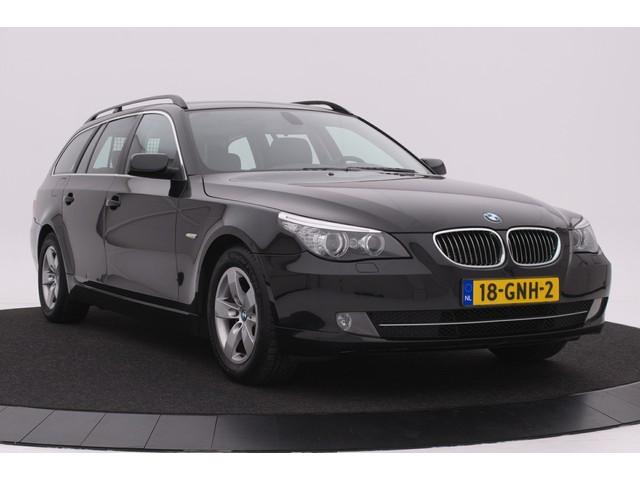 BMW 5 Serie Touring 523i Business Line Aut. | Schuifdak | Xenon | Leder