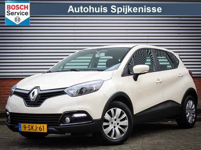 Renault Captur 0.9 TCe Expression Airco Navi PDC Keyless LED LM Velgen