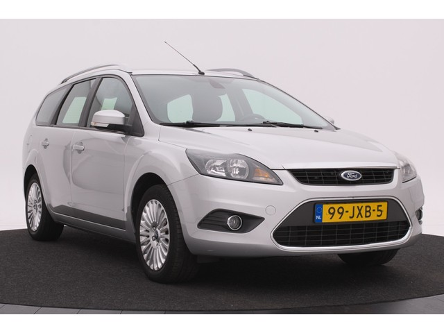 Ford Focus Wagon 1.8 Limited | Navi | Clima | Cruise | Lichtmetaal | Parkeersensoren | Trekhaak