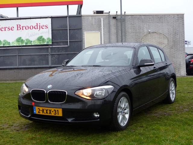 BMW 1 Serie 114i EDE Business Sport - 6-Bak, Navigatie, Airco, CruiseControl